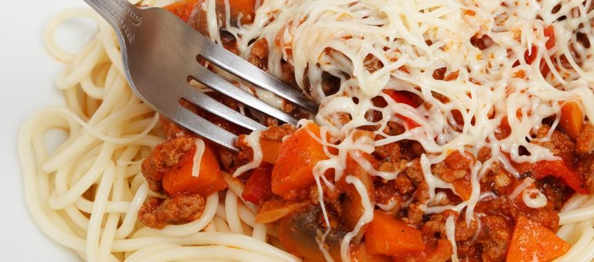 Spaghetti tunésien