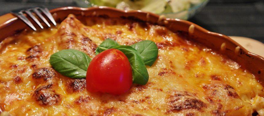 Lasagne végétarienne aux épinards
